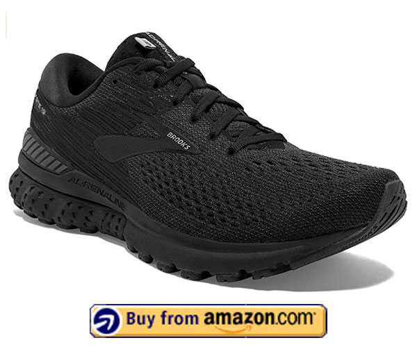 Brooks Women's Adrenaline GTS 19 - Best Athletic Shoes For Standing All Day