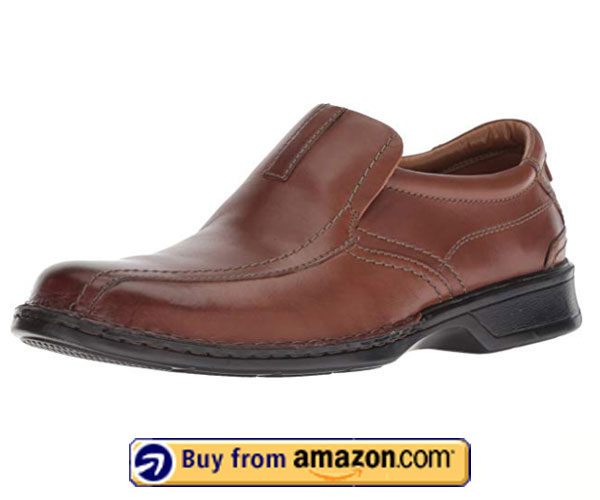 Clarks Men's Escalade Step – Best Dress Shoes For Standing All Day 2020