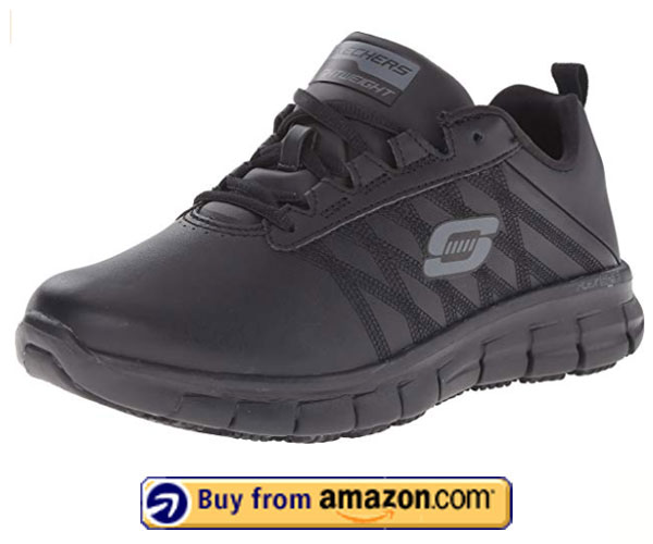 Skechers Sure Track Erath Athletic Boot – Best Shoes For Being On Your Feet All Day 2020
