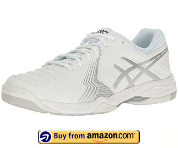ASICS Gel-Game 6 - Best Walking Shoes For Flat Feet And Overpronation 2020