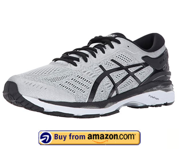 ASICS Gel-Kayano 24 - Best Running Shoes For Flat Feet 2020