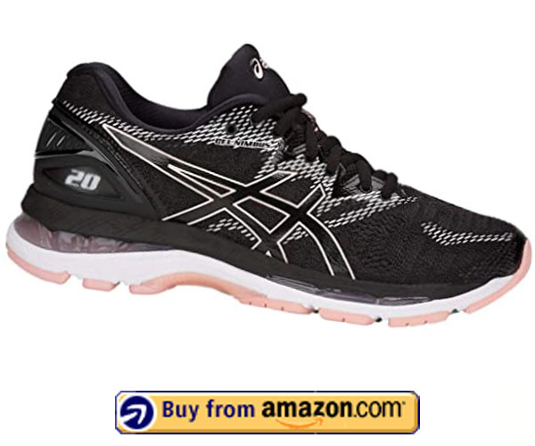 ASICS Women's GEL-Nimbus 20 – Best Shoes For Being On Your Feet All Day 2020