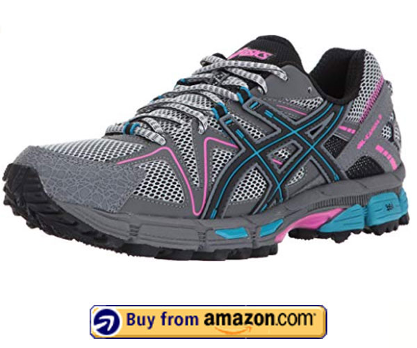 ASICS Women's Gel-Kahana Shoe - Best Trail Running Shoes For Plantar Fasciitis 2020