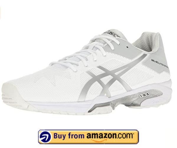 Asics Men's Gel-solution Speed 3 – Best Running Shoes For Plantar Fasciitis 2020