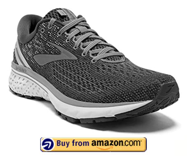Brooks Men's Ghost 11 – Best Running Shoes for Plantar Fasciitis 2020