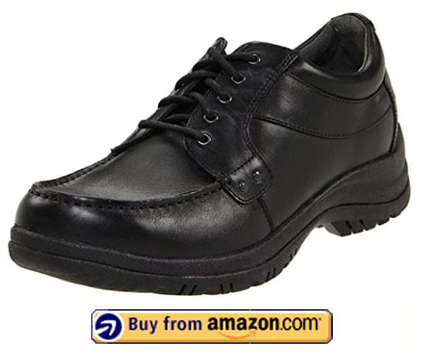 Dansko Men's Wyatt Loafer – Best Shoes For Flat Feet Walking All Day 2020