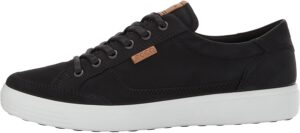 ECCO Mens Soft 7 Long Lace Sneaker