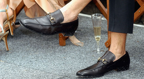 Gucci - top shoe brands in the world