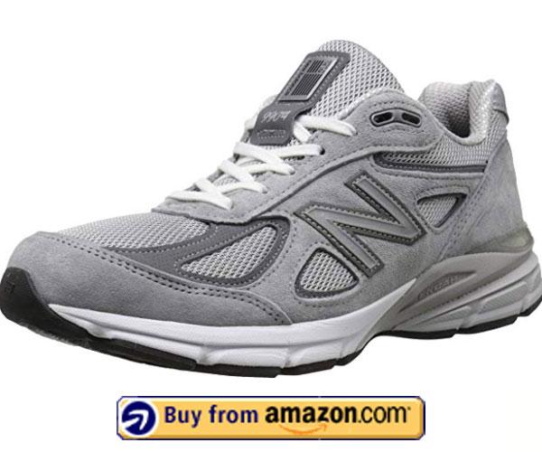 New Balance Men's 990v4 – Plantar Fasciitis Shoes 2020