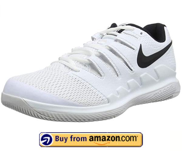 Nike Air Zoom Vapor X HC – Best Nike Tennis Shoes For Plantar Fasciitis 2020