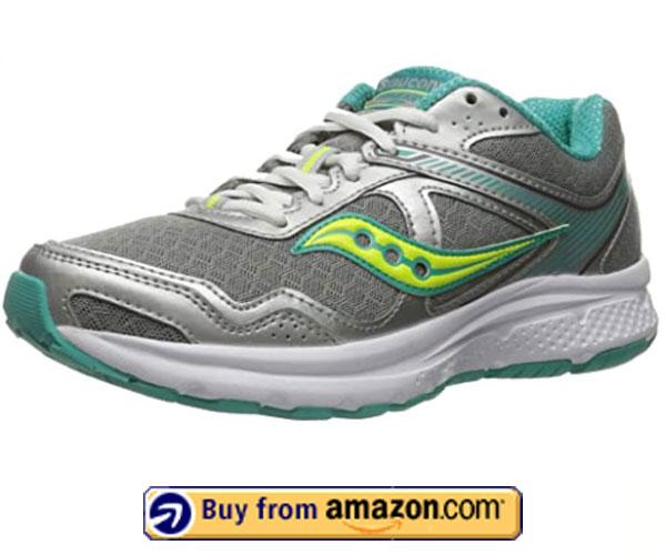 Saucony Women's Cohesion Shoe - Best Shoes For Plantar Fasciitis 2020