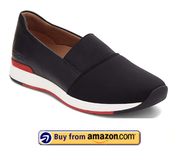 Vionic Cosmic Cameo Shoes - Best Walking Shoes For Flat Feet