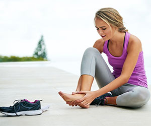 can you run with plantar fasciitis