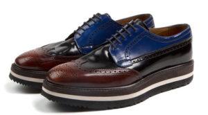 prada designer men's shoes brands