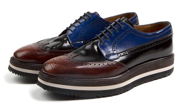 prada designer men's shoes brands