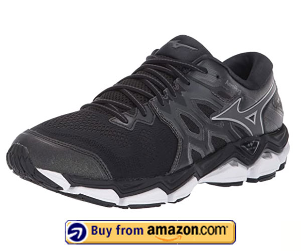 Mizuno Men's Wave Horizon - Best Trail Running Shoes For Flat Feet 2020