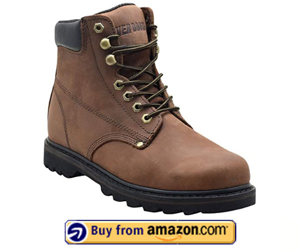 EVER BOOTS Tank Men's Shoe - Best Work Shoes 2020