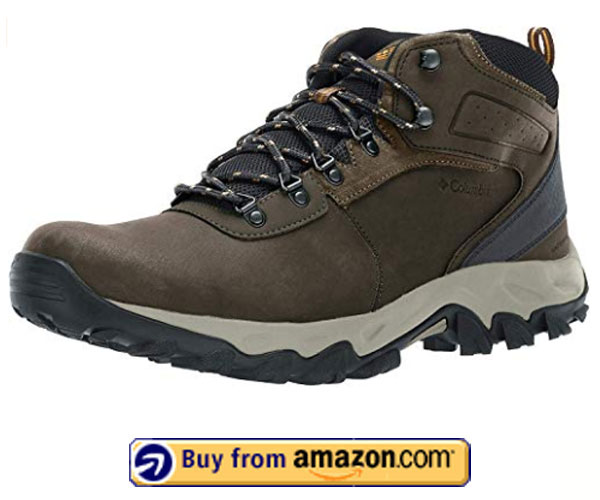 Columbia Newton Ridge Plus II – Best Breathable Work Boots 2020
