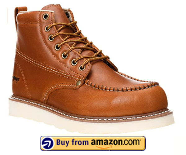 Golden Fox Work Boots – Lightweight Work Boots With Composite Toe