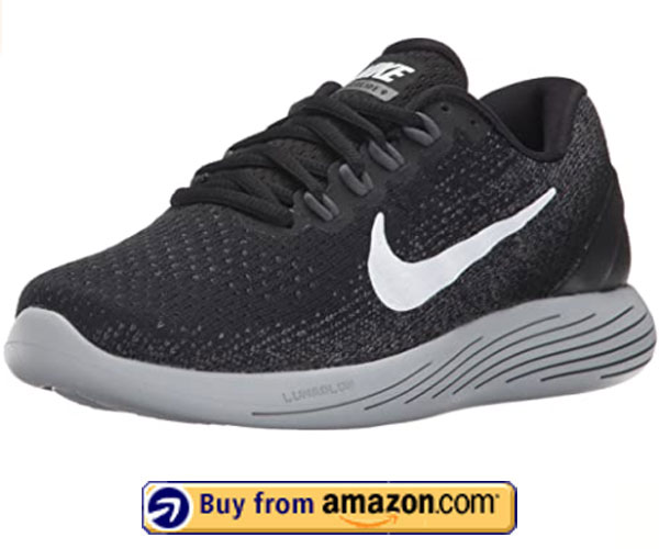 Nike Women's Lunarglide 8 – Best Walking Shoes For Flat Feet And Bunions 2020