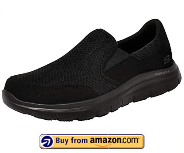 Skechers Flex Advantage Mcallen – Slip-Resistant Boots 2020