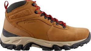 Columbia Mens Newton Hiking Boot Shoe