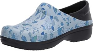 Crocs Womens Neria Pro Clog Work Shoe