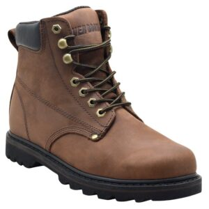 EVER BOOTS Tank Mens Leather Work Boots