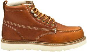 Golden Fox Mens Premium Leather Work Boots