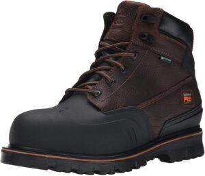 Timberland PRO Mens Waterproof Work Boot
