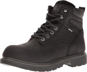 Wolverine Mens Waterproof Work Shoe