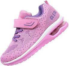 JARLIF Kids Athletic Running Shoes