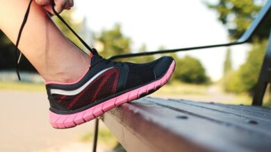 Best Running Shoes For Calf Pain