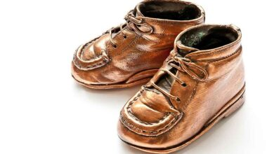 How to Bronze Shoes