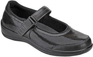 Orthofeet Proven Mary Jane Shoes Celina Shoes