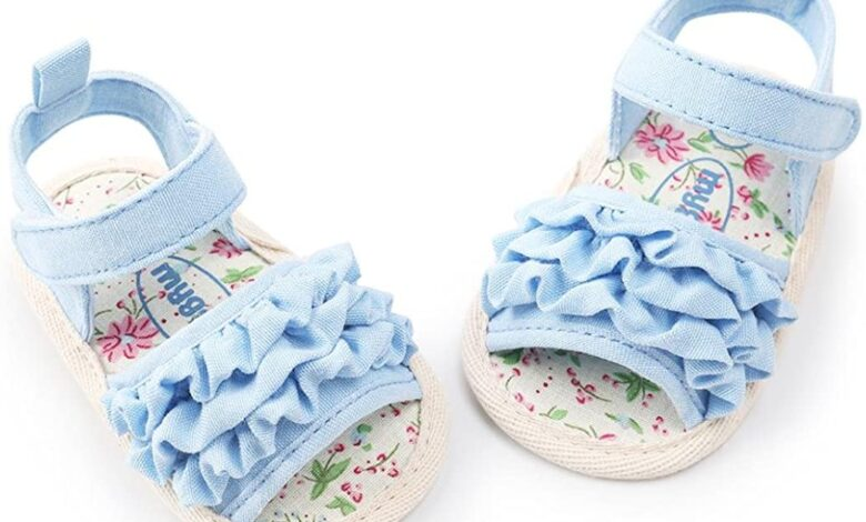 What Size is 11 cm in Baby Shoes