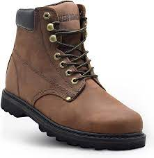 EVER BOOTS Leather Work Boots